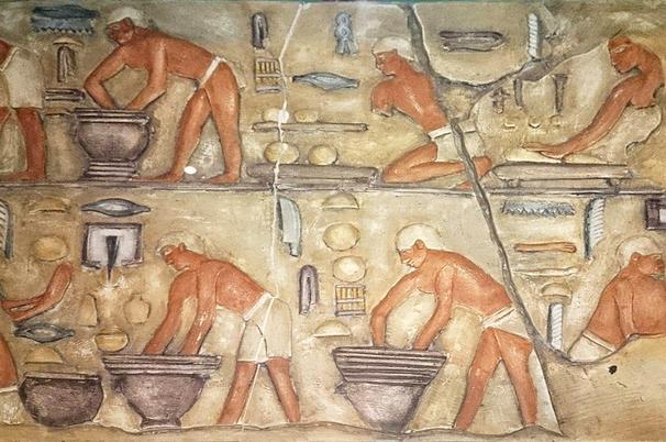 Археологи открыли в Дельте Нила остатки древнейшей пивоварни на Земле