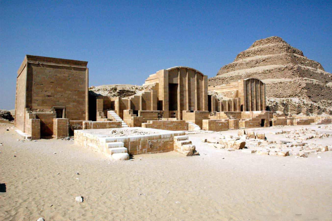 Гробница влиятельного визиря Меху впервые продемонстрирована публике в Саккаре