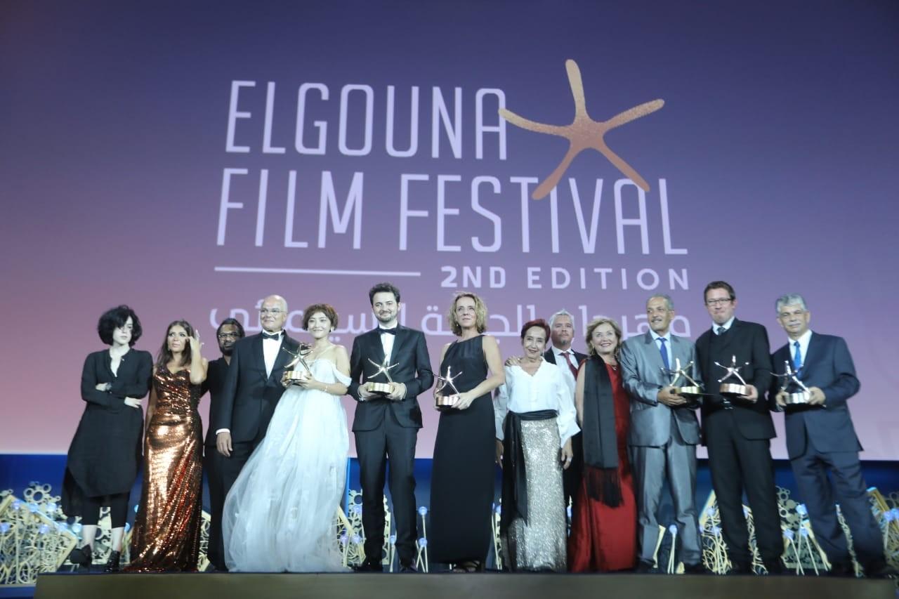 Второй El Gouna Film Festival завершился в Эль-Гуне, Хургада