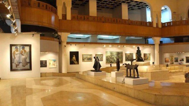 Музей современного искусства в Каире
