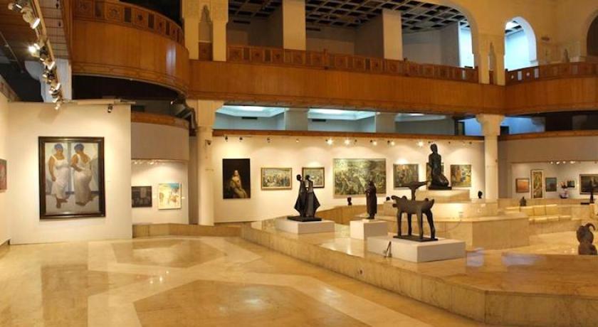 40-ая Всеобщая выставка в Музее современного искусства в Каире
