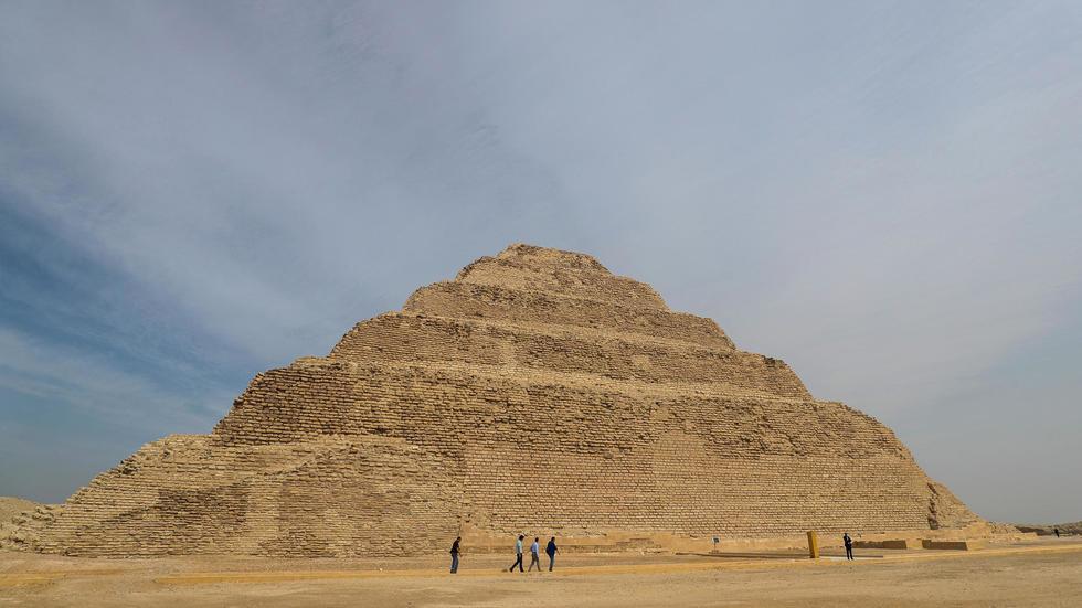 Пирамида Джосера открыта для посетителей 5 марта 2020 г