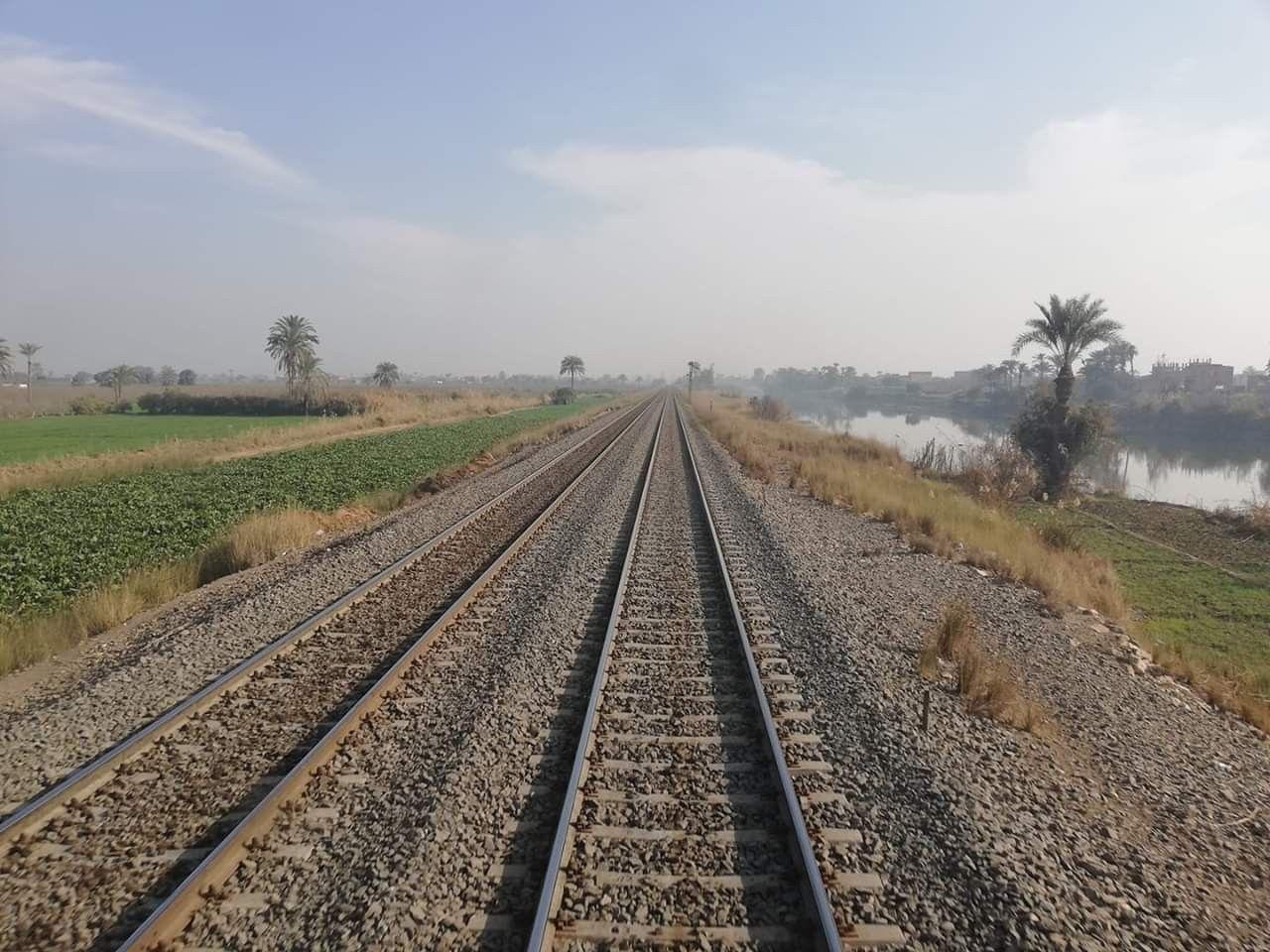 Скоростная железная дорога в Египте